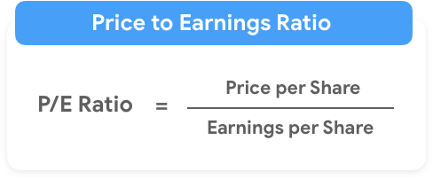 price-to-earning-ratio