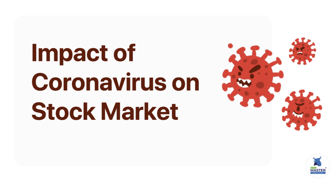 Impact of Coronavirus on Stock Market in India