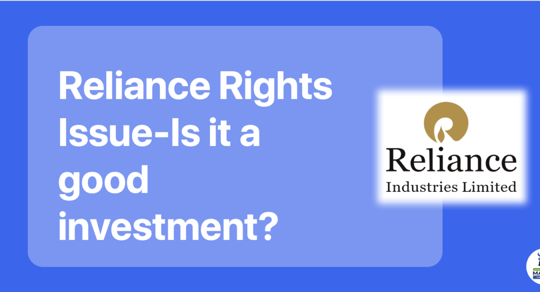Reliance Rights Issue